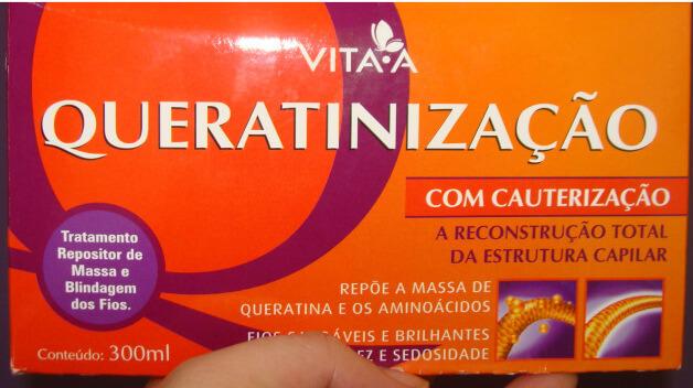 kit de queratinização Vita A,