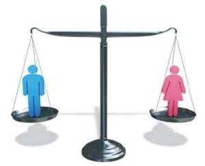 Des- igualdade de gêneros