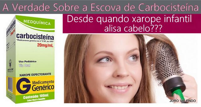 A Verdade Sobre A Escova De Carbocisteína