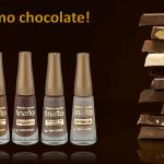 """Coleção  """"Amo Chocolate"""" – Fina Flor"""
