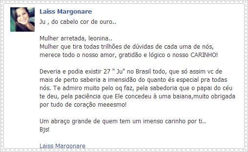 Ju Lopes Blogueira
