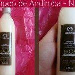 Shampoo  Andiroba Cabelos Extra Secos – Natura