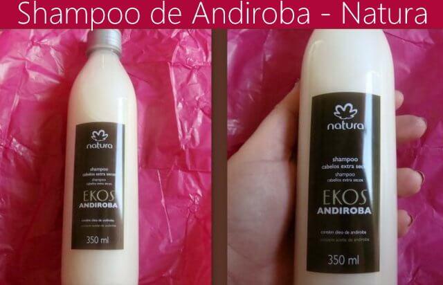 shampoo andiroba