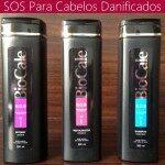 Kit Reconstrução SOS Para Cabelos Danificados – BioCale