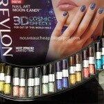 Coleção Nail Art Moon Candy da Revlon!
