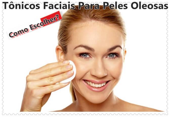 Melhor Tônico Facial Para Peles Oleosas