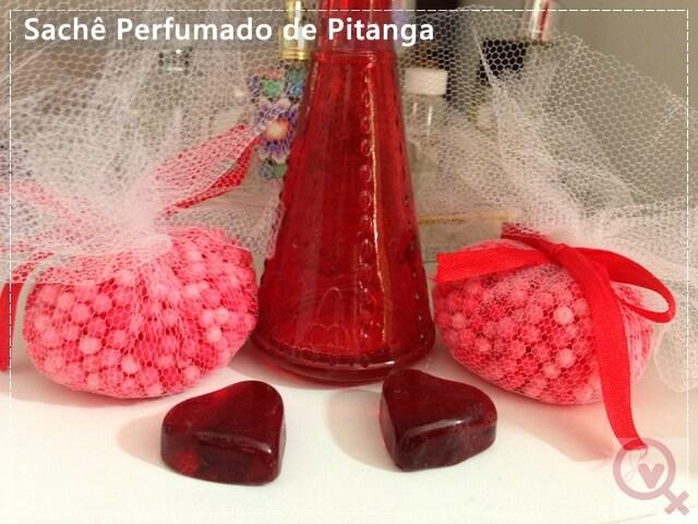 sachê de sagu, sachê aromatizante , Ju Lopes, Juro Valendo