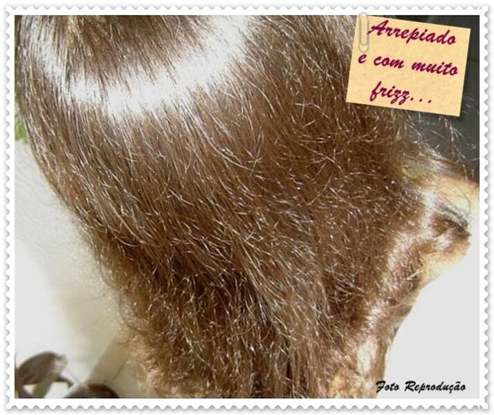 Bordar o cabelo