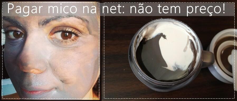 Máscara Redutora de Poros Latte Art Milk Cacao Tony Moly