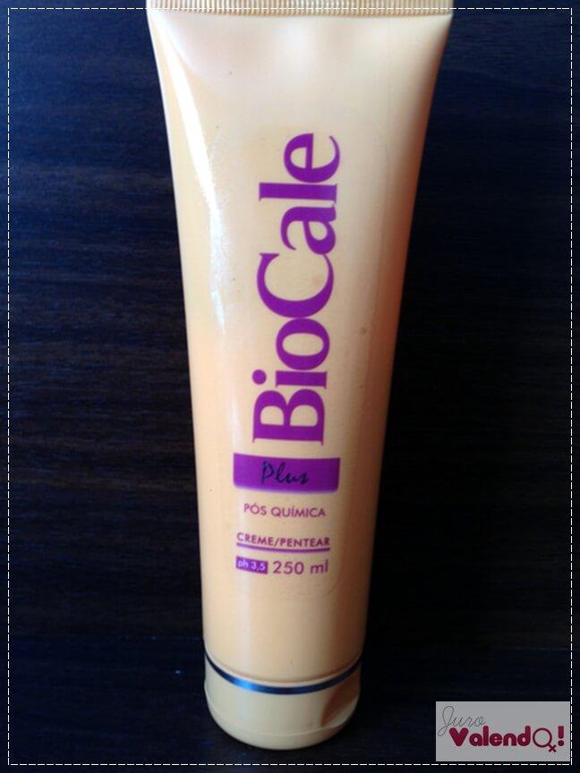 creme de pentear Biocale