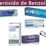 Peróxido de Benzoíla No Tratamento da Acne