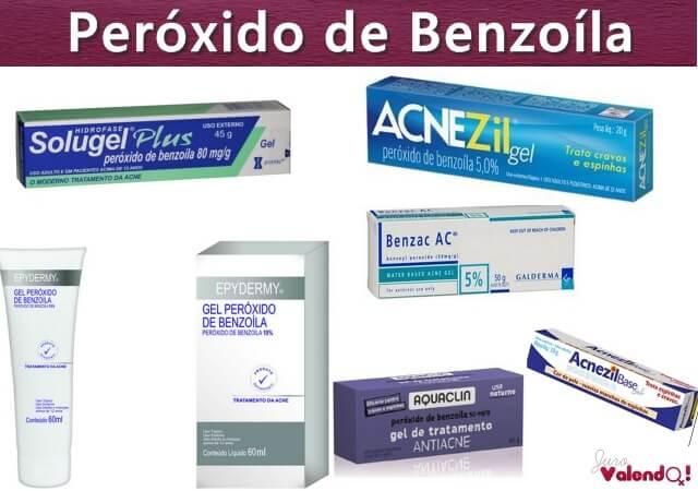 Peróxido de Benzoíla