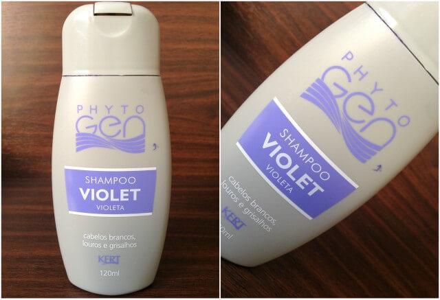 Shampoo Violet Phytogen