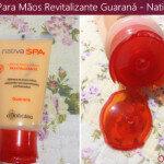 Creme Para Mãos Revitalizante Guaraná – O Boticário
