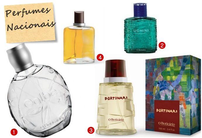 perfumes masculinos preferidos 2013