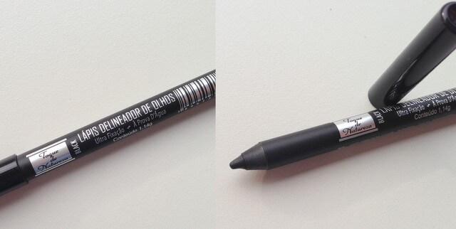 Lápis Delineador de Olhos Toque de Natureza