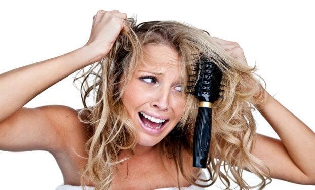 cabelo elástico