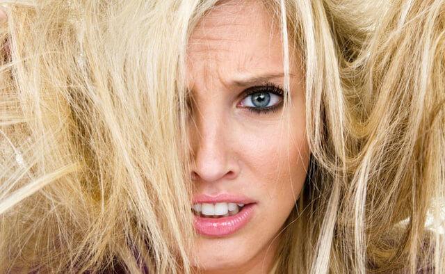 tratar cabelos elásticos