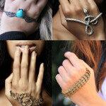 Acessório do Momento: Bracelete de Mão