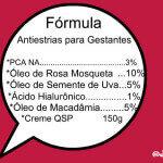 Fórmula Antiestrias Para Gestantes