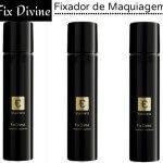 Fix Divine  Spray Fixador de Maquiagem – Eudora