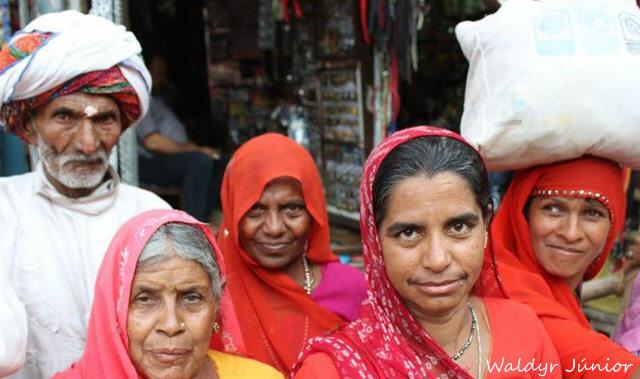mulheres da índia