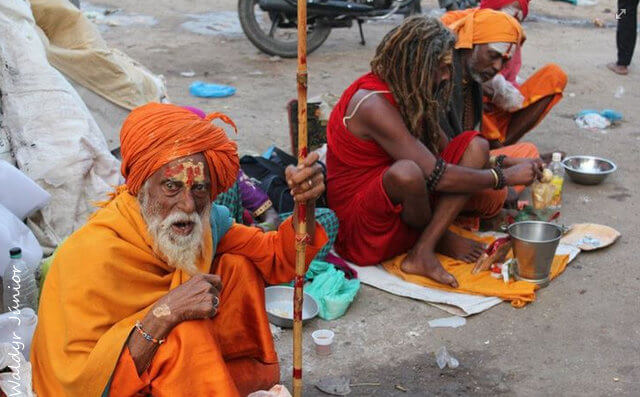 viagens pelo mundo , índia, varanasi