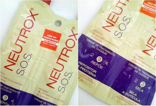 Creme de Tratamento de Choque neutrox