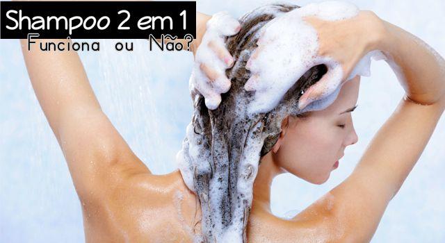 shampoo 2 em 1