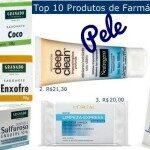 Top 10 Produtos de Farmácia Para o Rosto