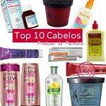 Top 10 Produtos de Farmácia para Cabelos