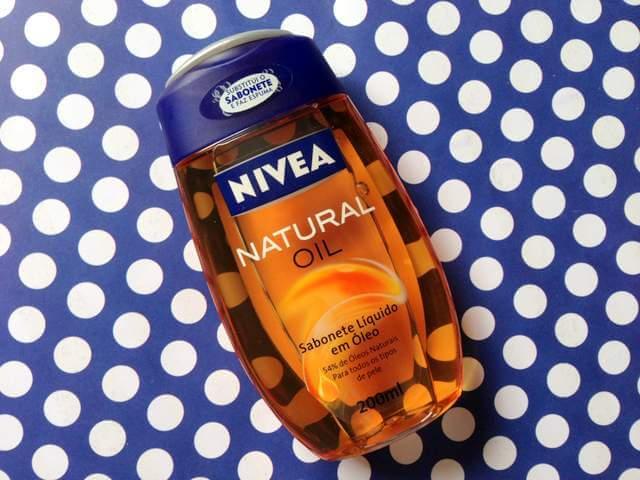 Natural Oil - Nivea