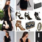 + Por – :Vestido com Franjas