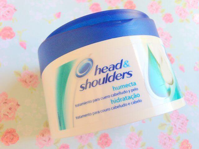 Máscara de Hidratação Head & Shoulders