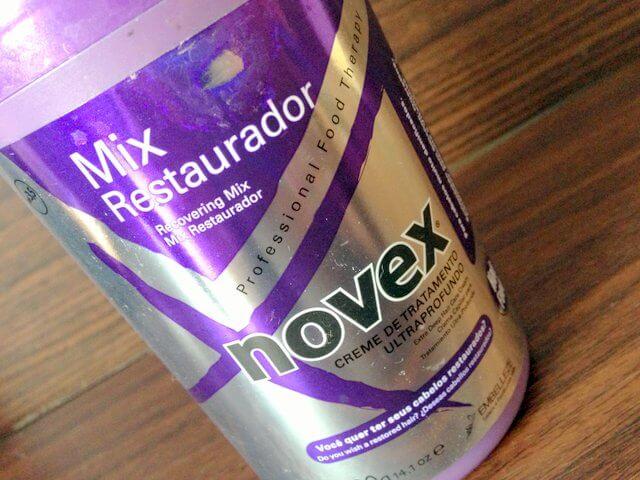 mix restaurador novex