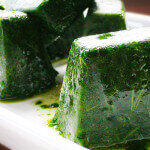 Gelo de Suco Verde Detox Para Emagrecer