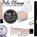 5 Produtos de Maquiagem Que Seguram a Oleosidade No Verão