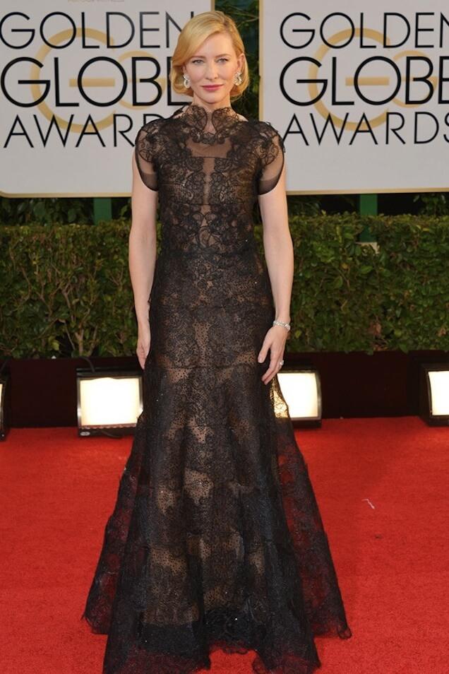 Cate-Blanchett-Globo-de-Ouro-Tapete-Vermelho-Golden-Globes-2014