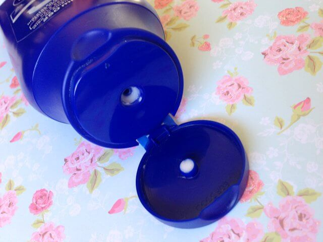 hidratante de banho nívea