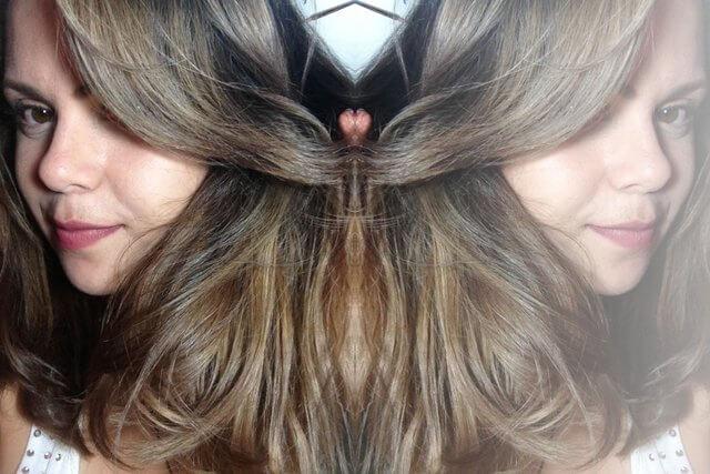clareador de cabelo