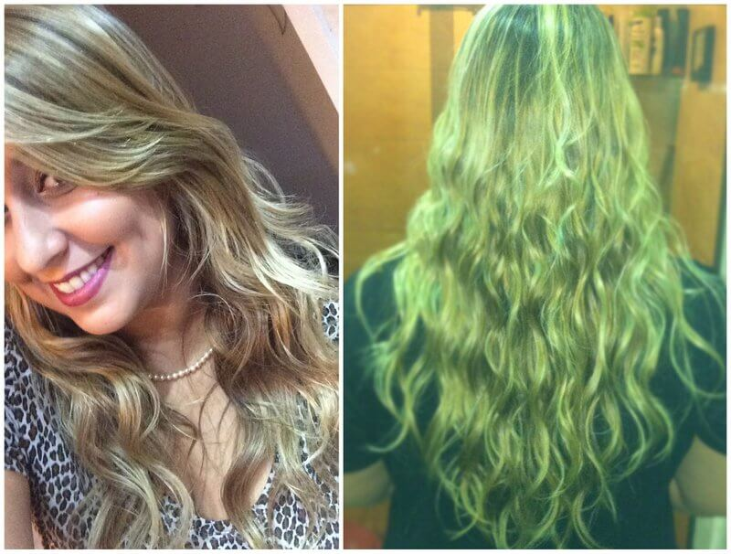cabelo da semana