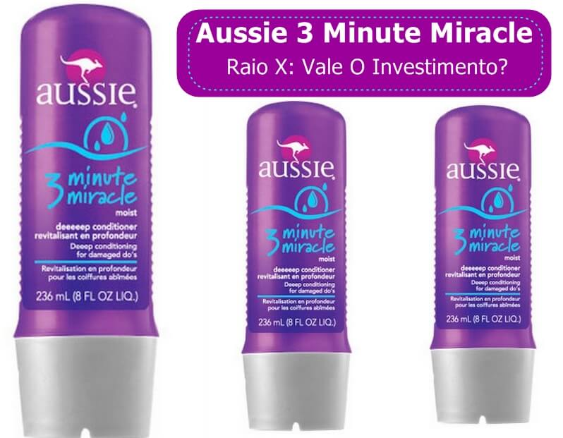 aussie 3 minute miracle