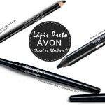 Qual o Melhor Lápis Preto da Avon?