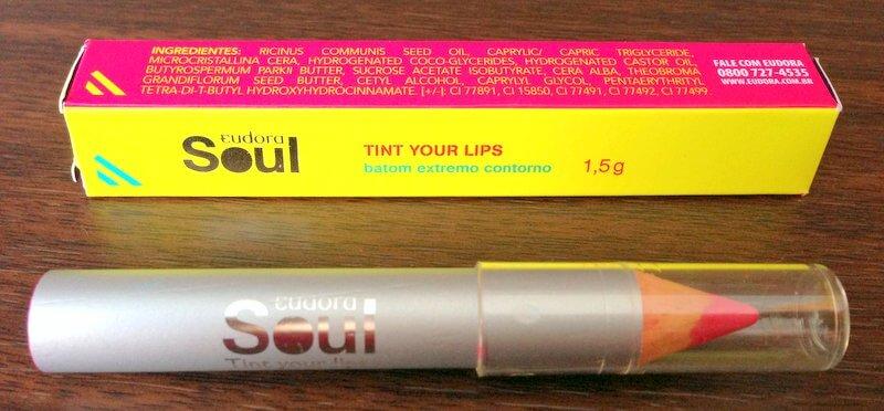 batom lápis eudora
