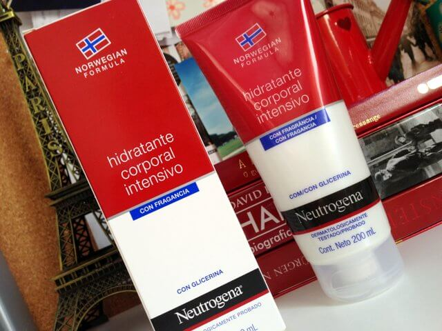 hidratante neutrogena