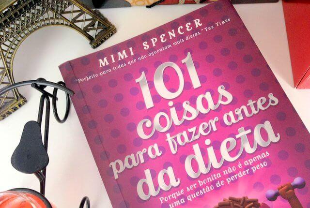 101 coisas pra fazer antes da dieta