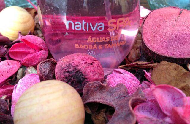 águas de baobá & tamanu