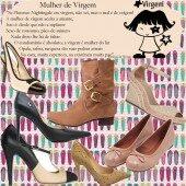 Sapatos da Mulher do Signo de Virgem