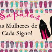 Os Sapatos da Mulher de Áries