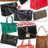 Achados de Fast Fashion: Bolsas!